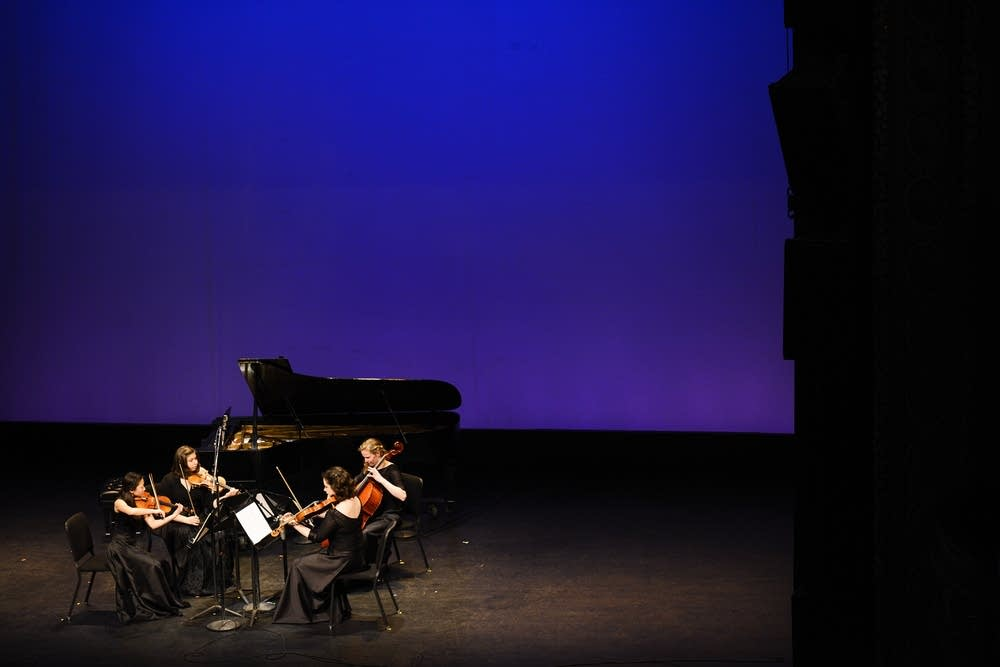 The Luna String Quartet