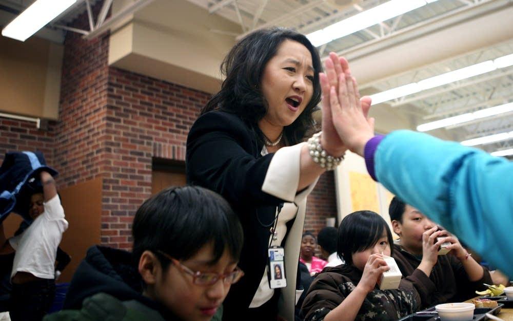 Jackson Elementary principal