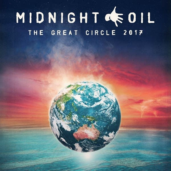 Midnight Oil flyer