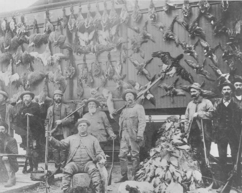 Lake Minnetonka hunting