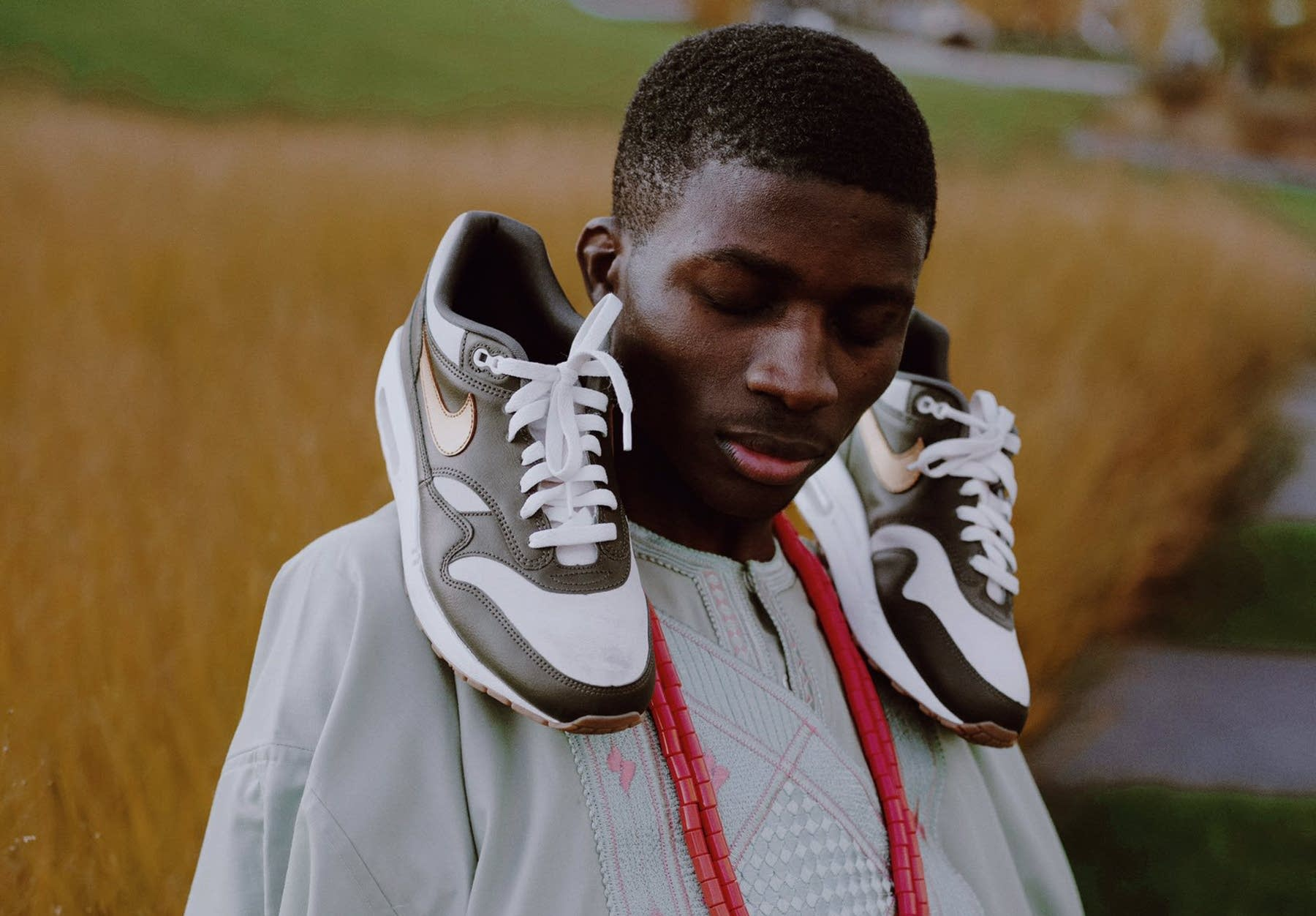 U Student Taps Nigerian Roots To Design A Sneaker For Nike Mpr News