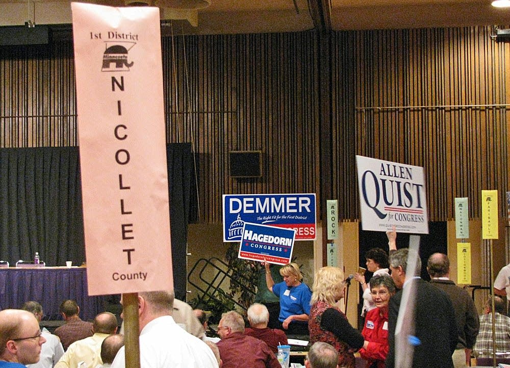 1st District GOP convention