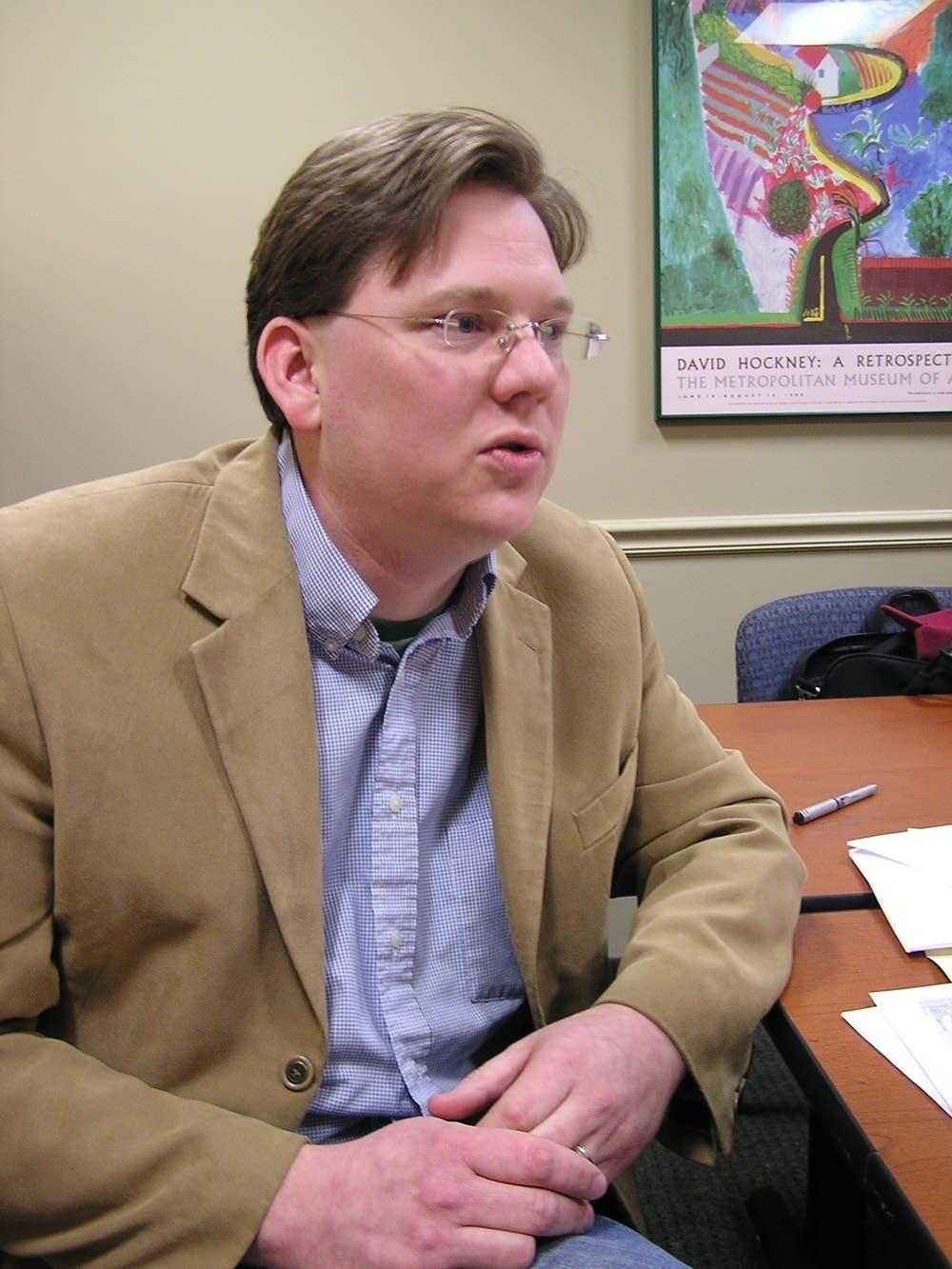 Attorney Mark Ireland