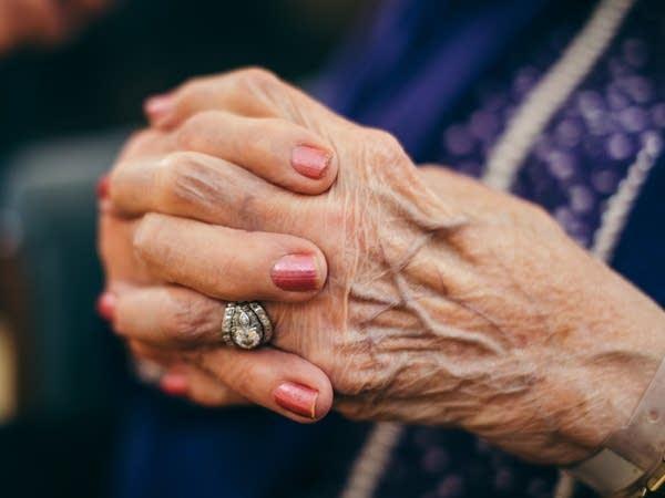Eleanor Gantman's engagement ring.