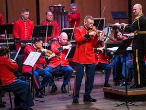 The U.S. Marine Chamber Orchestra