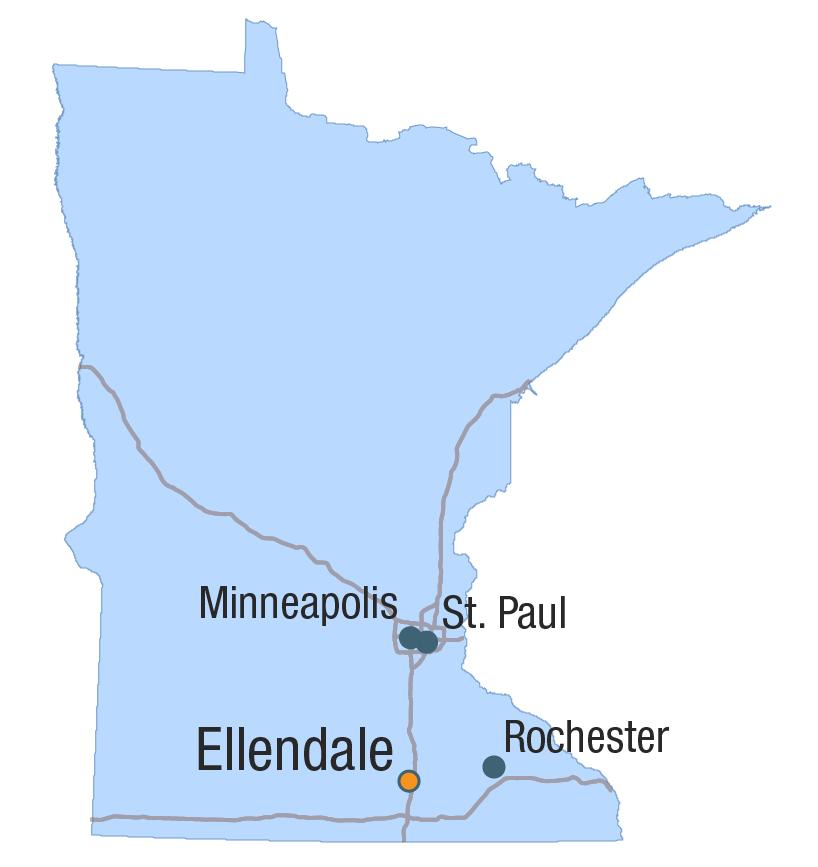 Ellendale, Minn