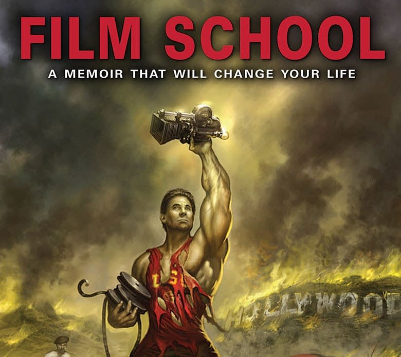 'Film School' book cover