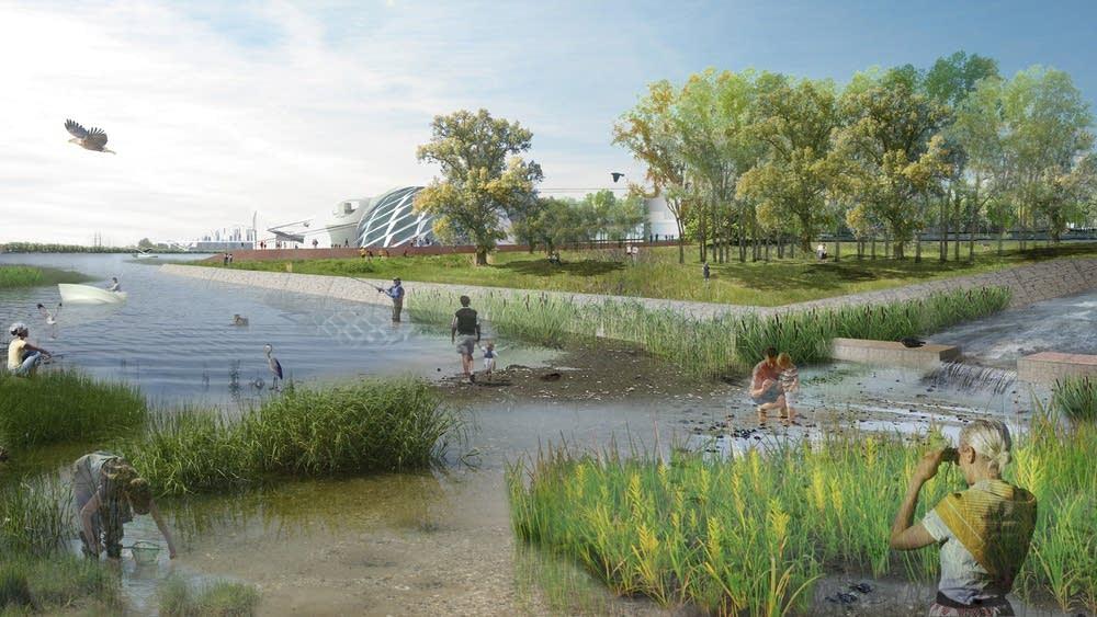 Stoss Landscape Urbanism's summer plan