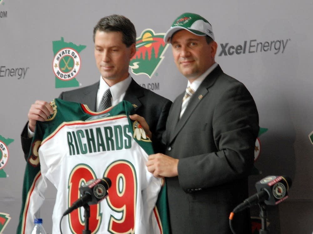 Wild general manager and coach
