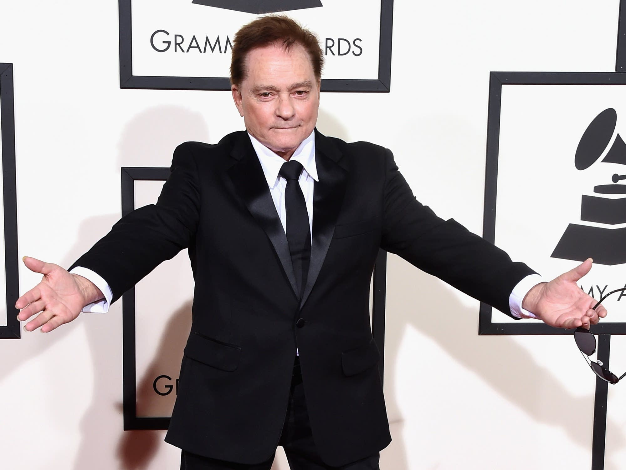 Marty Balin at the Grammys in 2016.