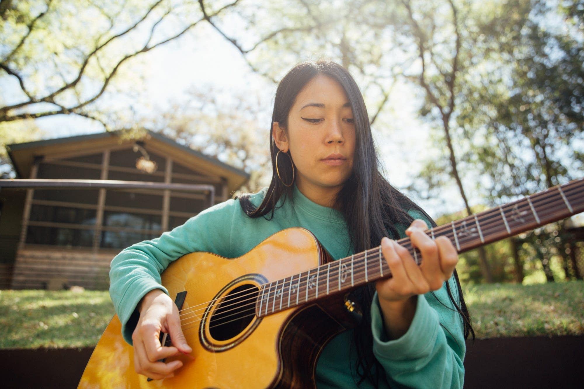 Sasami performs at SXSW 2019