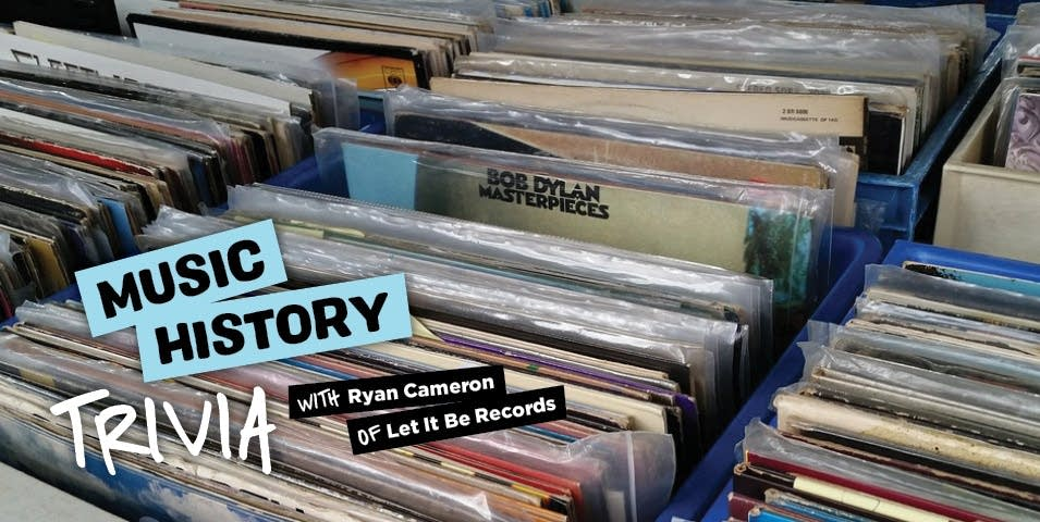 Music History Trivia
