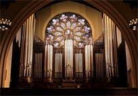 2009 Schoenstein organ at St. James Episcopal Church, NYC