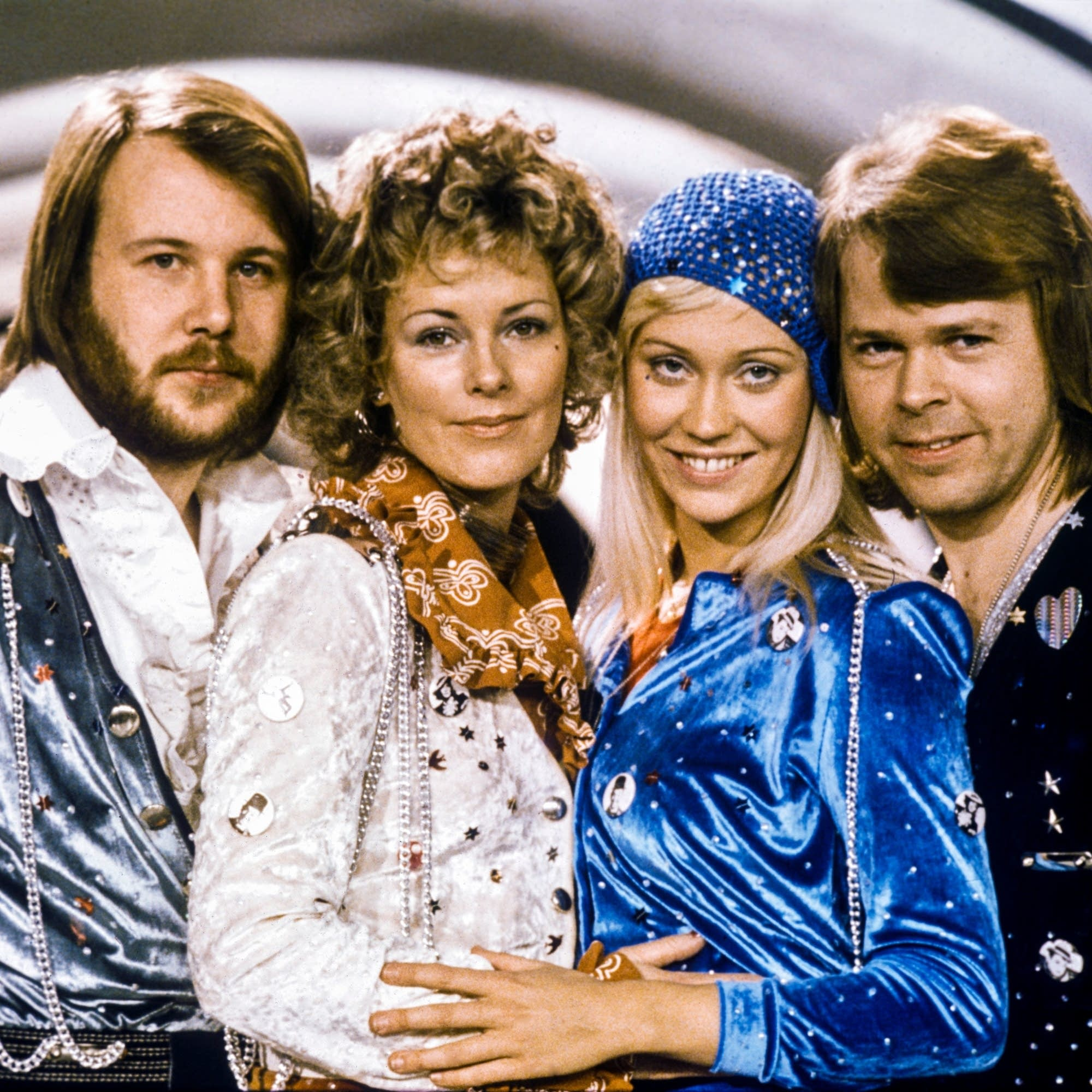 ABBA in the 1970s