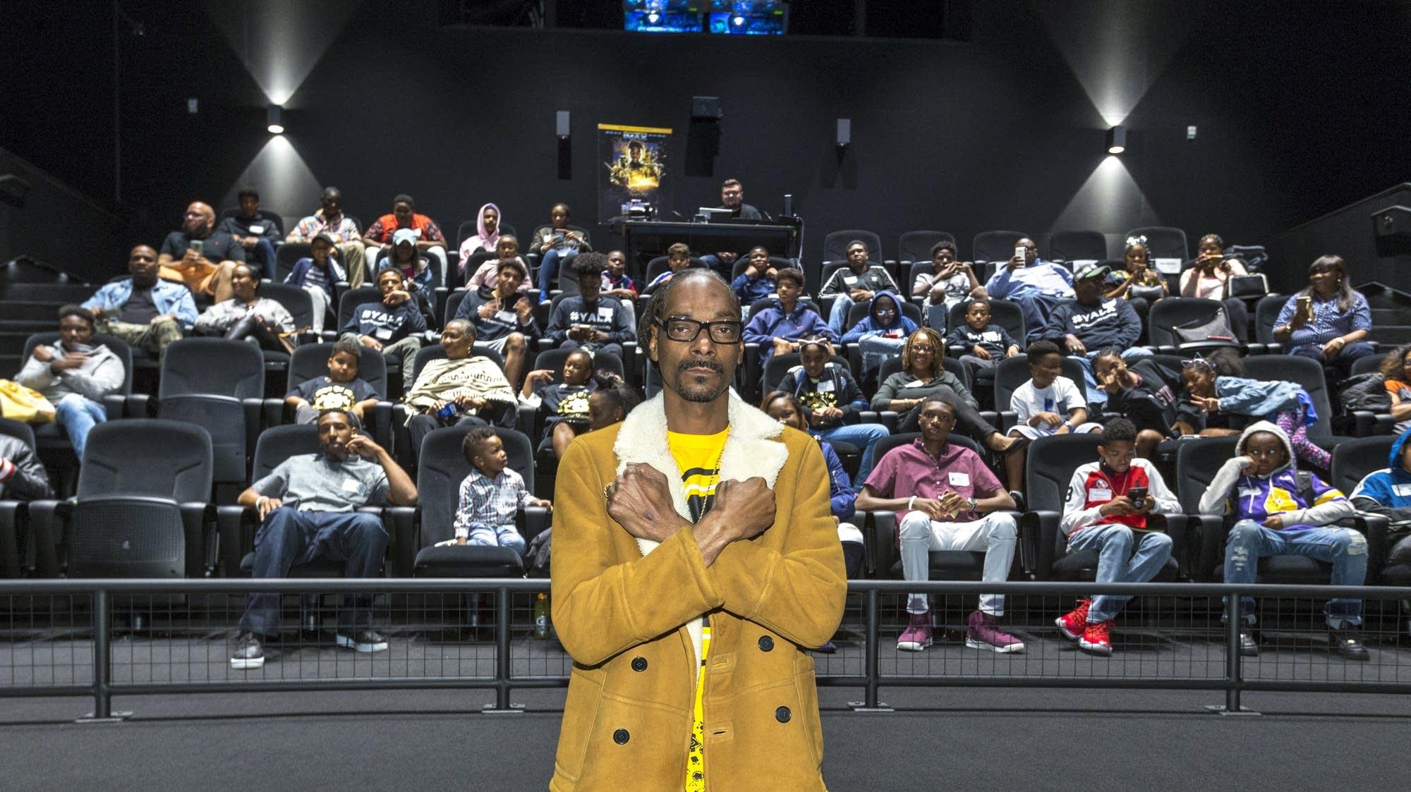Snoop Dogg in Los Angeles
