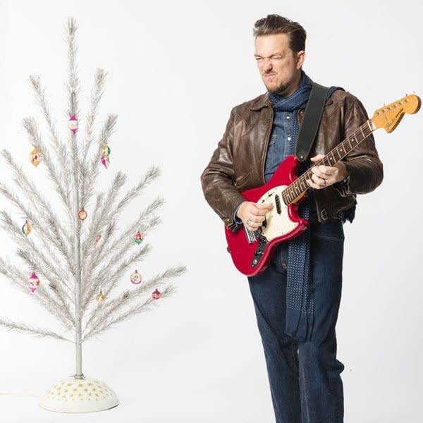 JD McPherson Sock Christmas Tour