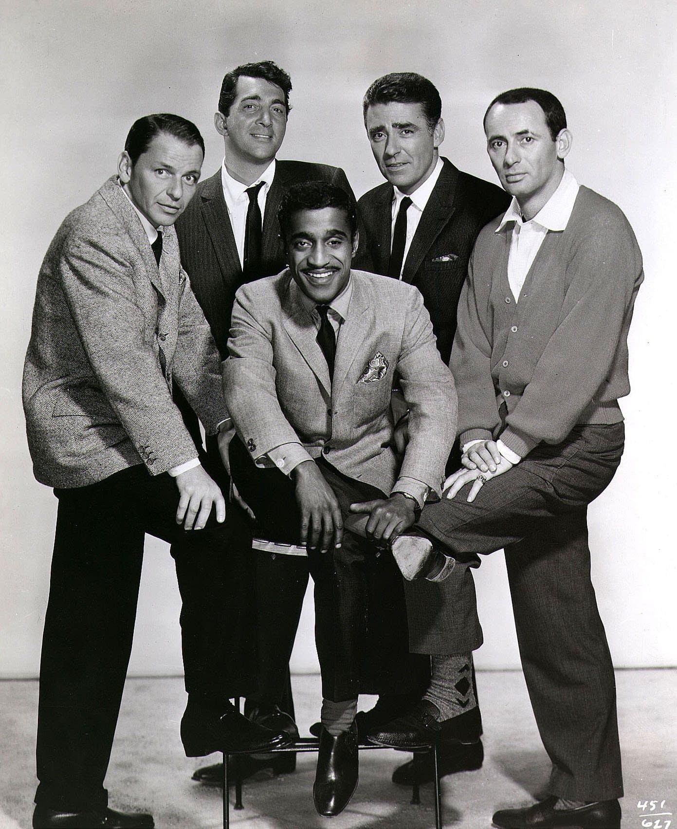 Frank Sinatra photo - The Rat Pack