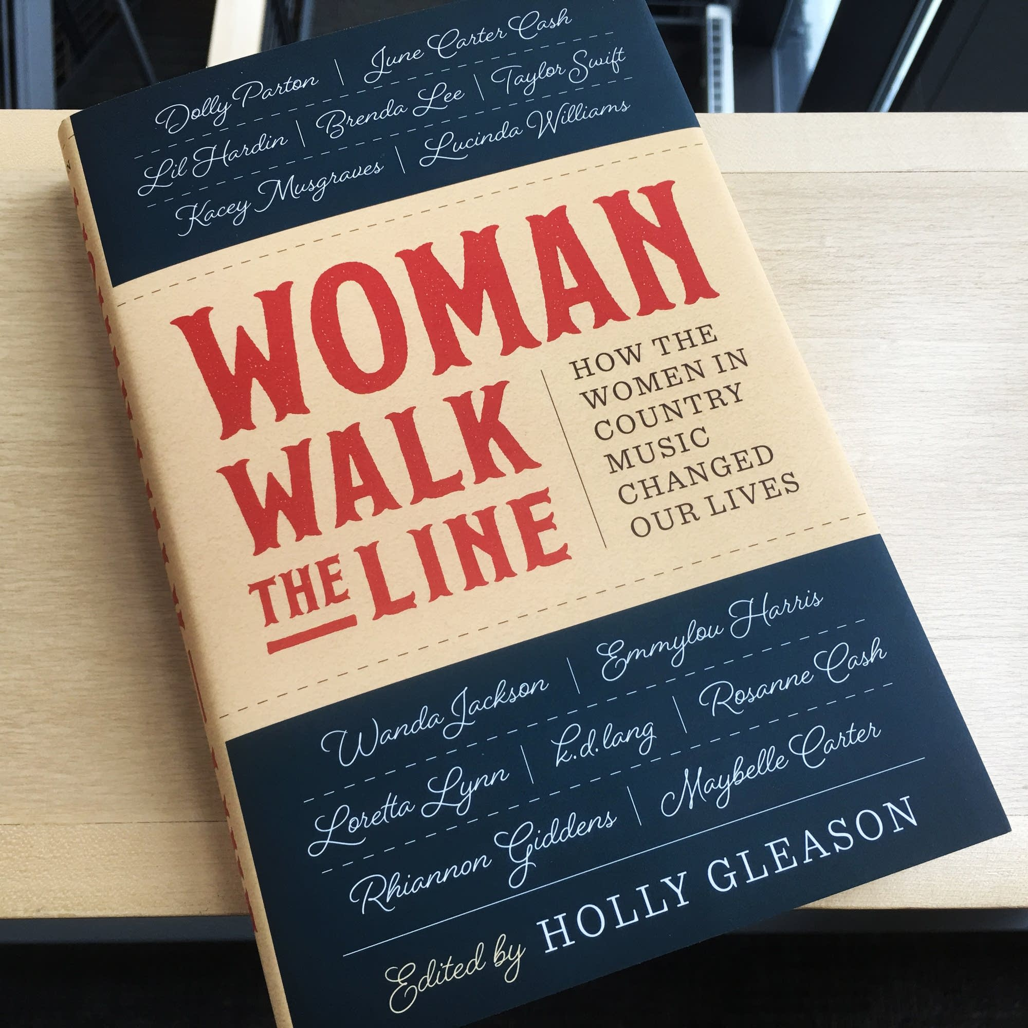 'Woman Walk the Line: How the Women in Country Music Changed Our Lives.'