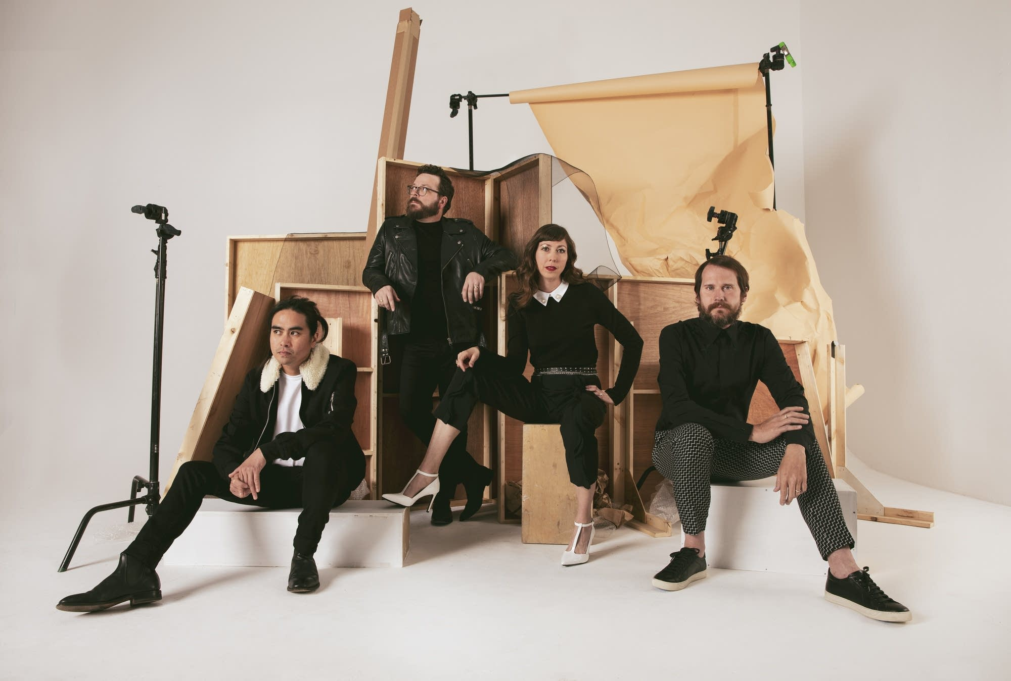 Silversun Pickups 2019 press photo