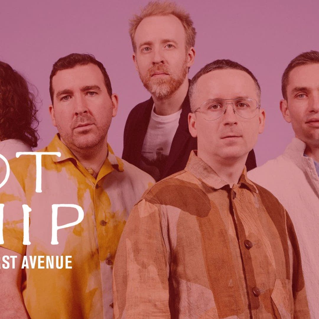 Hot Chip Live at First Avenue