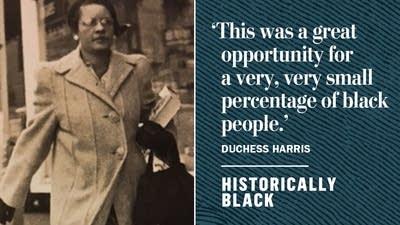 Historically Black, Part 1