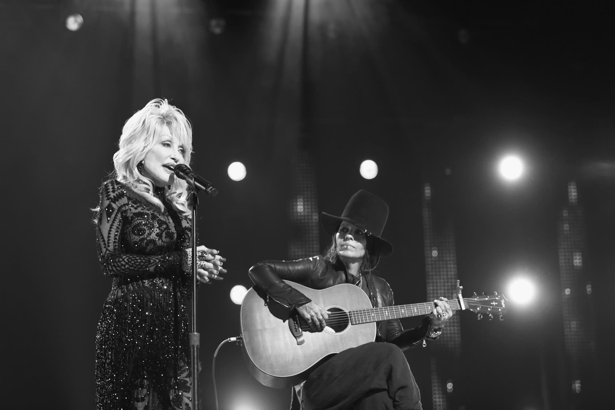 Dolly Parton in 2019