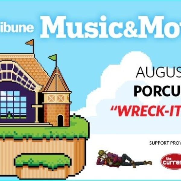 """Music & Movies: Porcupine & """"Wreck-It Ralph"""" 