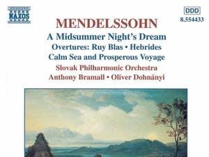Felix Mendelssohn - A Midsummer Night's Dream: Overture