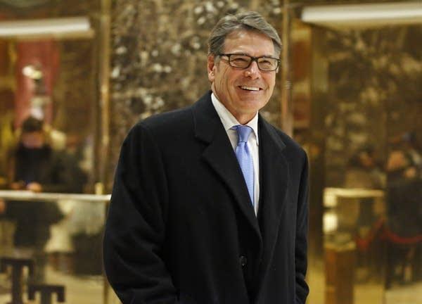 Former Texas Gov. Rick Perry