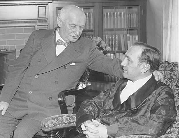 Adolph and Edward Bremer