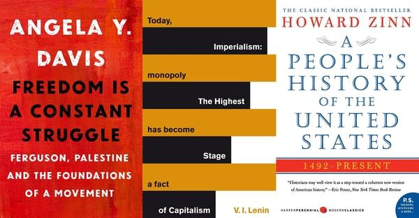 Recommendations from Mayday Books