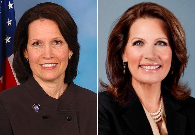 Betty McCollum, Michele Bachmann