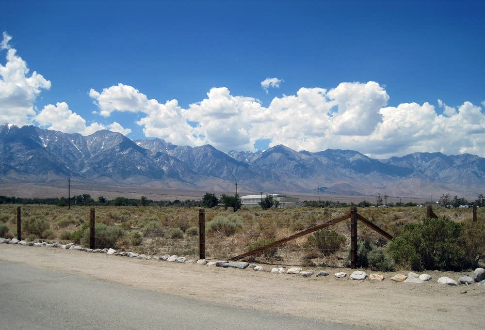 Manzanar today