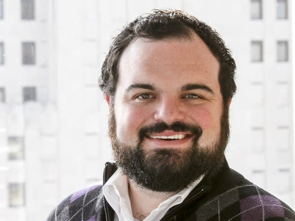 Jake Blumberg is the executive director of GiveMN.