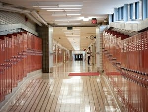 First day of classes at Richfield High.