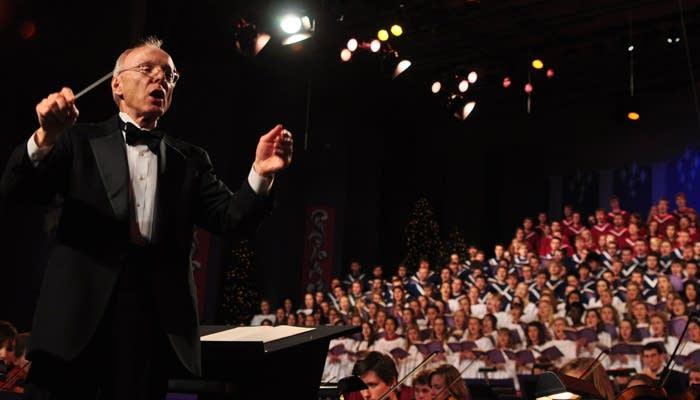 St. Olaf College Festival John Ferguson