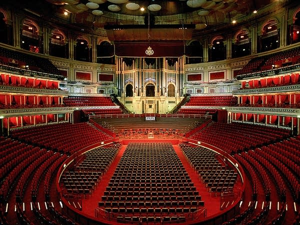 1871 Henry Willis; 1933 Harrison; 2004 Mander at Royal Albert Hall, London, England, UK