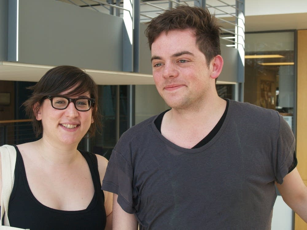 Nadia Sirota and Nico Muhly