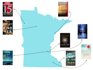 Minnesota's most popular library books of 2016