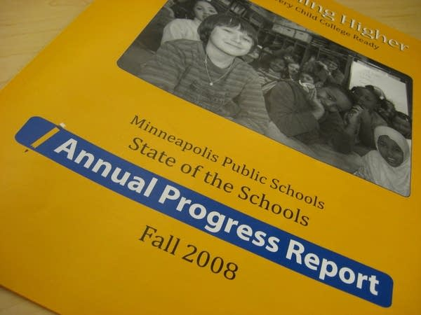 Report: Mpls. schools not meeting targets in 4 of 5 areas ...