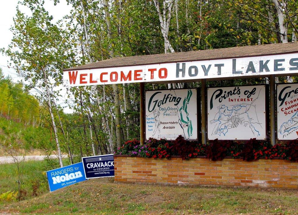 Hoyt Lakes