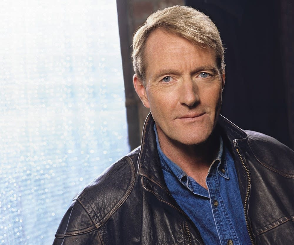 Author Lee Child