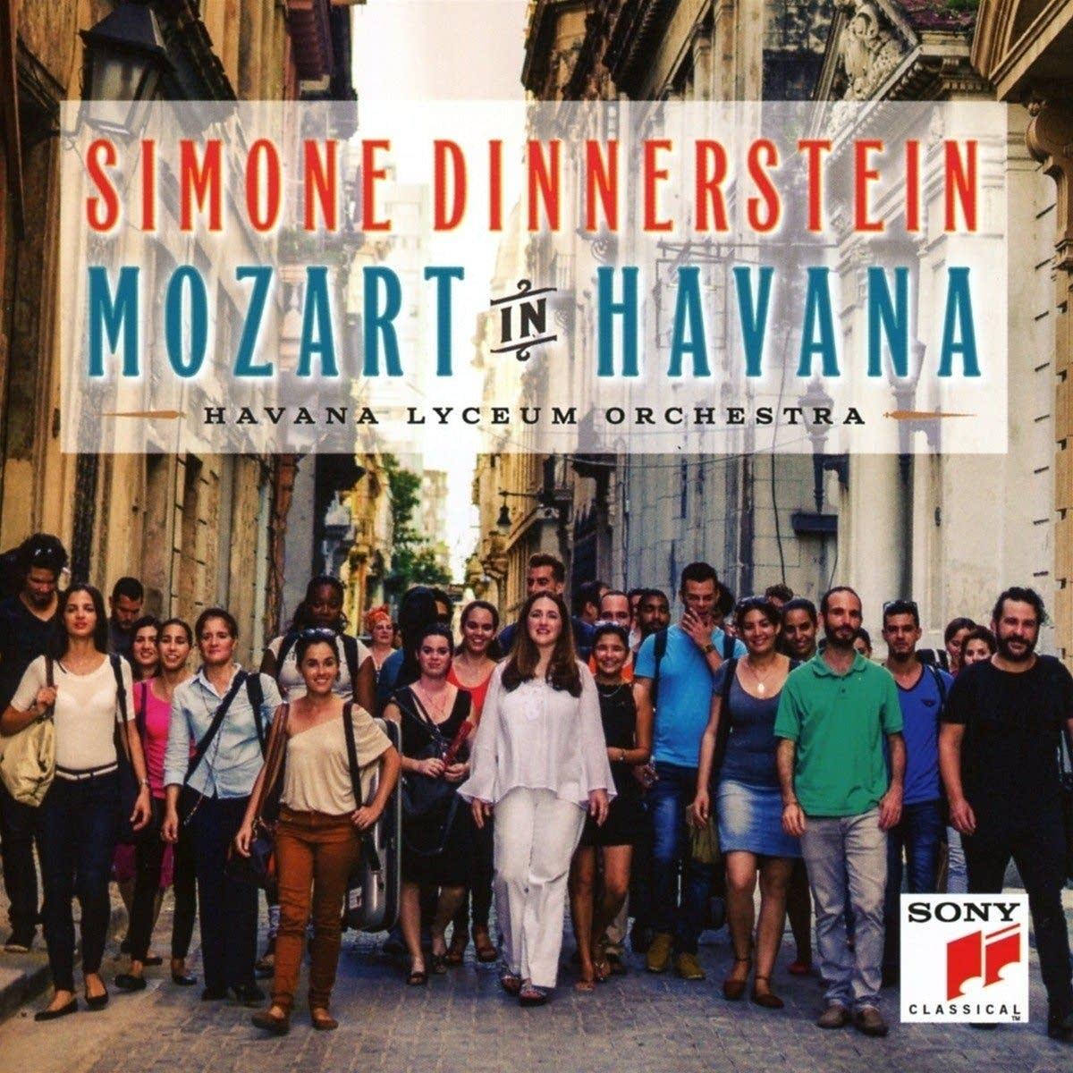 Simone Dinnerstein, 'Mozart in Havana'
