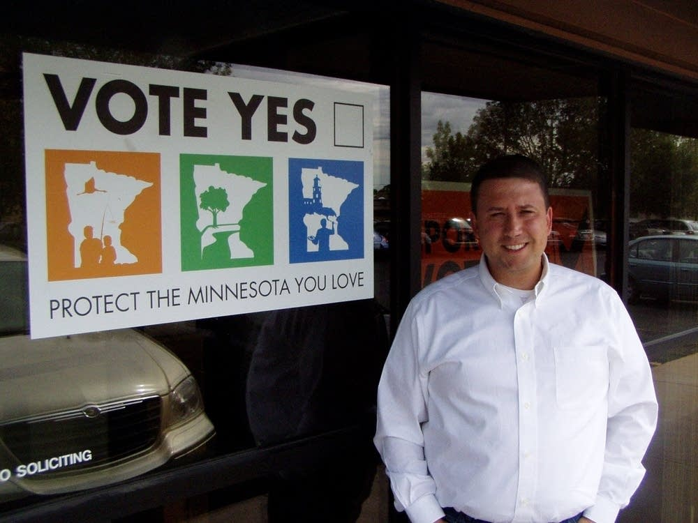'Vote Yes' campaign