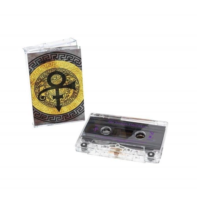 Prince versace cassette