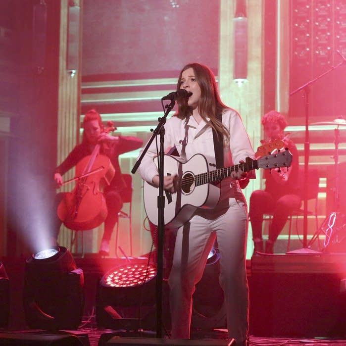 Jade Bird on 'The Tonight Show Starring Jimmy Fallon'