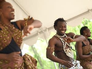 Tiyumba African Drum and Dance Company