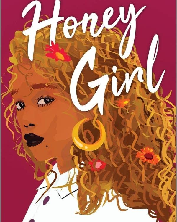 """The cover of """"Honey Girl"""""""
