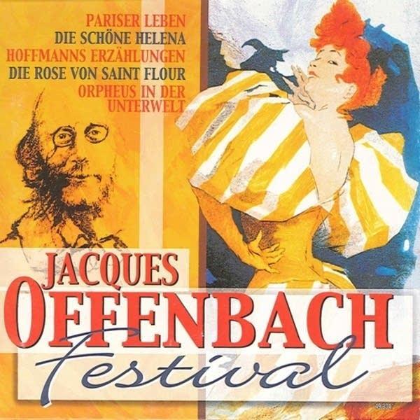 Jacques Offenbach - Genevieve de Brabant: Overture