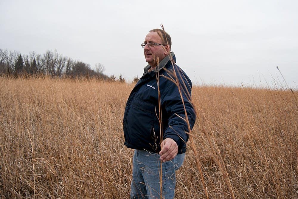 Preserved prairie